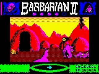Barbarian II [SSD] image